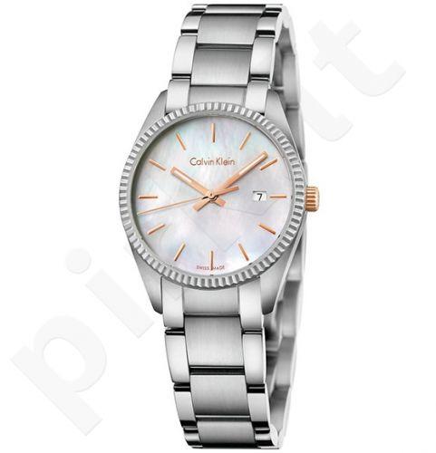 Moteriškas laikrodis Calvin Klein K5R33B4G