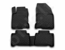 Guminiai kilimėliai 3D LEXUS NX 2014->, 4 pcs. /L41003