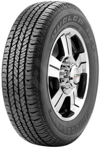 Vasarinės Bridgestone DUELER H/T D684 II R17