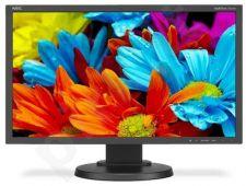 NEC MultiSync LED E224Wi 21.5'', Full HD, IPS, DVI, DP, black