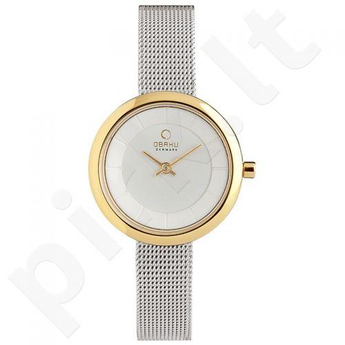Moteriškas laikrodis OBAKU OB V146LXGIMC