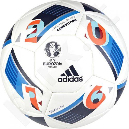 Futbolo kamuolys Adidas Beau Jeu EURO16 Competition AC5418