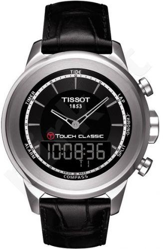 Laikrodis TISSOT NEW T-TOUCH CLASSIC T0834201605100