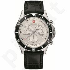 Vyriškas SWISS MILITARY laikrodis 06-4183.7.04.001.07