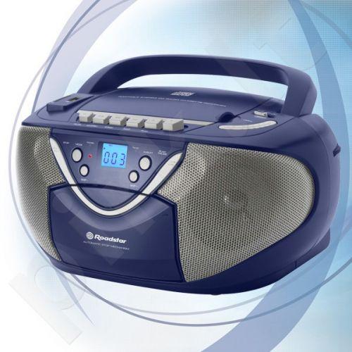 Magn.su CD/mp3 USB SD Roadstar RCR-4650USMPBU