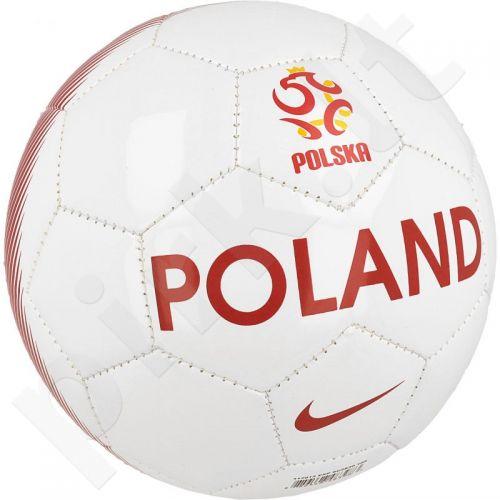 Futbolo kamuolys Nike Polska Supporters SC2823-100