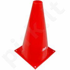 Stovelis NO10 23 cm raudonas