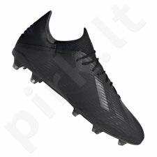 Futbolo bateliai Adidas  X 19.2 FG M F35385
