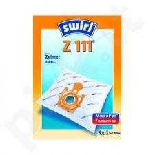 SWIRL Z111/5 MP1 D.s. filtras