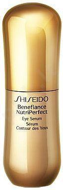 Shiseido Benefiance NutriPerfect, paakių kremas moterims, 15ml
