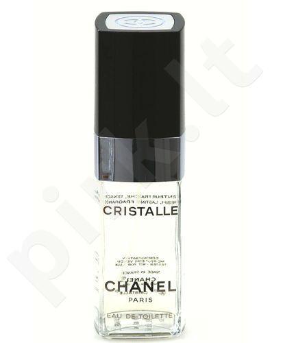Chanel Cristalle, tualetinis vanduo (EDT) moterims, 100 ml (Testeris)