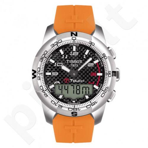 Vyriškas laikrodis Tissot T-Touch II T047.420.47.207.01