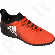 Futbolo bateliai Adidas  X 16.3 TF Jr BB5713
