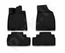 Guminiai kilimėliai 3D LEXUS RX 350 2009-2012, 4 pcs. /L41008