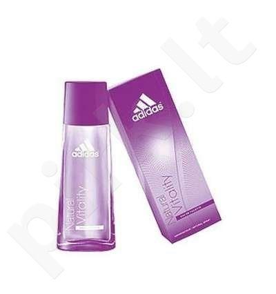 Adidas Natural Vitality, tualetinis vanduo (EDT) moterims, 50 ml