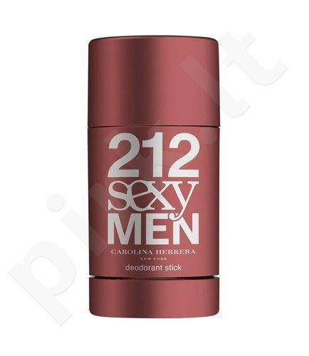 Carolina Herrera 212 Sexy Men, dezodorantas vyrams, 75ml