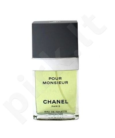 Chanel Monsieur Concentree, tualetinis vanduo (EDT) vyrams, 75 ml (Testeris)