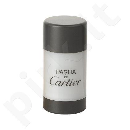Cartier Pasha, pieštukinis dezoodrantas vyrams, 75 g