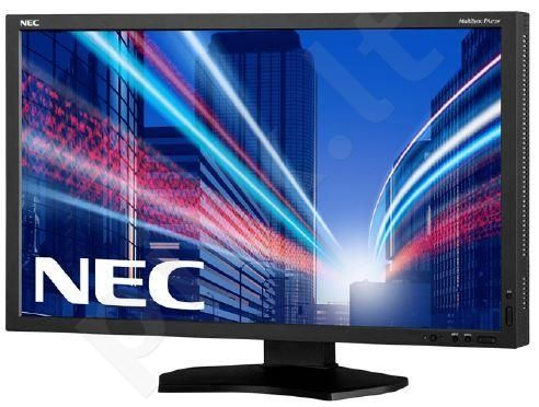 NEC MultiSync LED PA272W 27'', AH-IPS, HDMI, DVI, DP, black