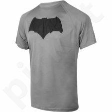 Marškinėliai treniruotėms Under Armour Batman Tech SS M 1273662-035