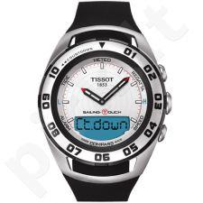 Tissot Sailing Touch T056.420.27.031.00 vyriškas laikrodis-chronometras