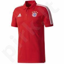 Marškinėliai polo Adidas FC Bayern Monachium M CF0925