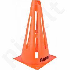 Stovelis su skylutėmis Ronnay 23 cm oranžinis