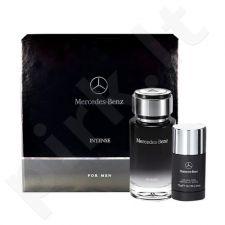 Mercedes-Benz Mercedes-Benz Intense rinkinys vyrams, (EDT 120ml + 75ml pieštukinis dezodorantas)