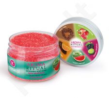 Dermacol Aroma Ritual Refreshing kūno pilingas Fresh Water melon, kosmetika moterims, 200g