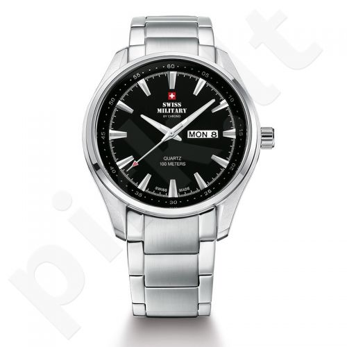 Vyriškas laikrodis Swiss Military by Chrono SM34027.01