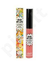 TheBalm Read My Lips lūpdažis, kosmetika moterims, 6,5ml, (Bam!)