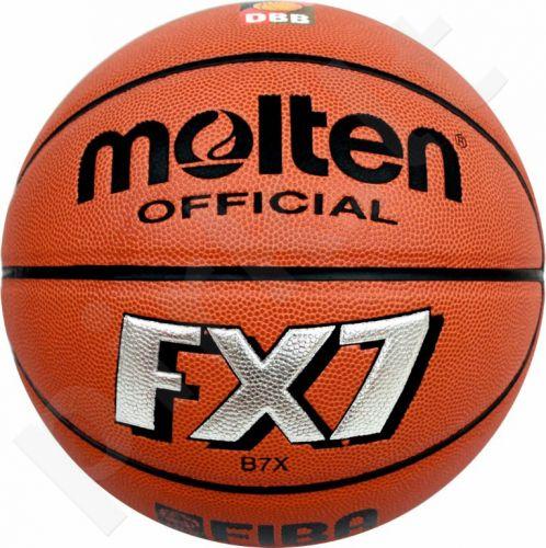 Krepšinio kamuolys training B7X sint oda