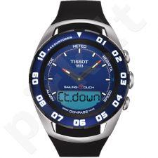 Tissot Sailing Touch T056.420.27.041.00 vyriškas laikrodis-chronometras