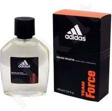 Adidas Team Force, tualetinis vanduo vyrams, 100ml