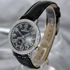 Moteriškas laikrodis BISSET Queen Ice BSAX01Q LS BK BK