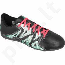 Futbolo bateliai Adidas  X 15.4 FxG Jr S74599