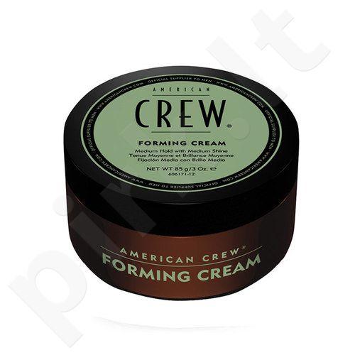 American Crew formuojantis plaukų kremas, kosmetika vyrams, 85g