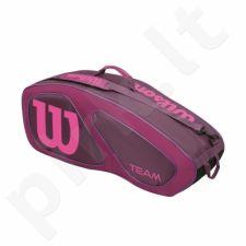 Krepšys tenisui Wilson Team II 6PK Bag PR WRZ858606