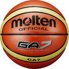 Krepšinio kamuolys training BGA7 sint. oda