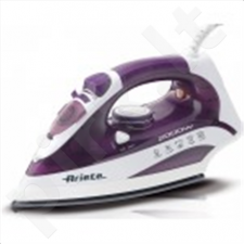 Ariete Steam Iron A6235 Purple, 2000 W, Anti-drip function, Vertical steam function