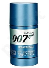 James Bond 007 Ocean Royale, pieštukinis dezoodrantas vyrams, 75 ml