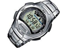 Casio Collection W-753D-1AVES vyriškas laikrodis-chronometras