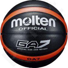 Krepšinio kamuolys training BGA7-KO sint. oda