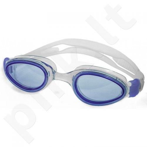 Plaukimo akiniai Aqua-Speed Tango balta-mėlyna