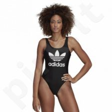 Maudymosi kostiumėlis Adidas Originals Trefoil Swimsuit W DV2579