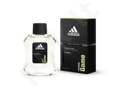 Adidas Pure Game, tualetinis vanduo (EDT) vyrams, 100 ml