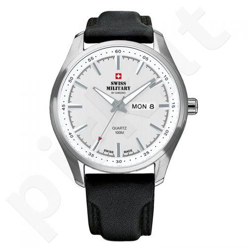 Vyriškas laikrodis Swiss Military by Chrono SM34027.06