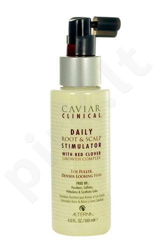 Alterna Caviar Clinical Daily Root & Scalp Stimulator, kosmetika moterims, 100ml