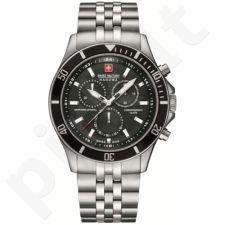 Vyriškas SWISS MILITARY laikrodis 06-5183.7.04.007
