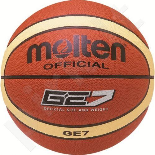 Krepšinio kamuolys training BGE7 sint. oda